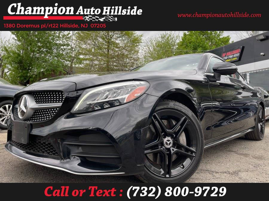 Used 2019 Mercedes-Benz C-Class in Hillside, New Jersey | Champion Auto Hillside. Hillside, New Jersey