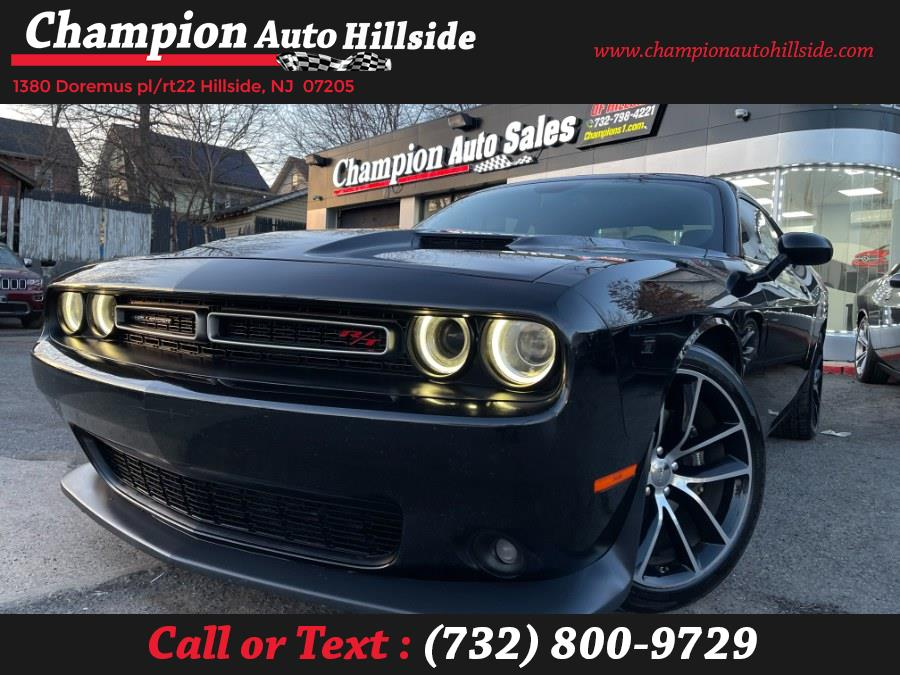 Used 2016 Dodge Challenger in Hillside, New Jersey | Champion Auto Hillside. Hillside, New Jersey