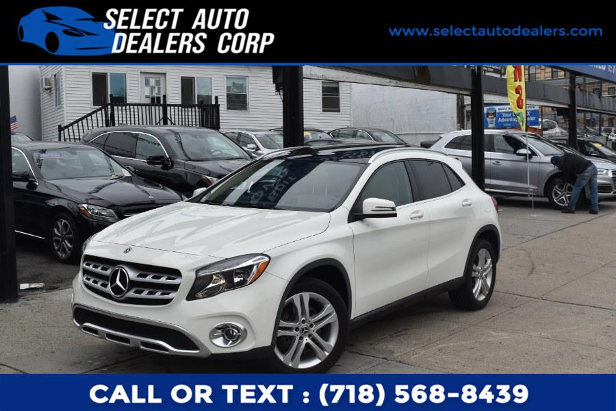 Used Mercedes-Benz GLA GLA 250 4MATIC SUV 2018 | Select Auto Dealers Corp. Brooklyn, New York