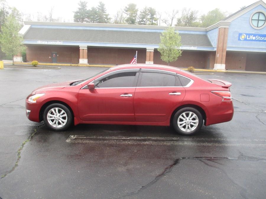 Used Nissan Altima 4dr Sdn I4 2.5 SV 2015   Universal Motors LLC. New Britain, Connecticut