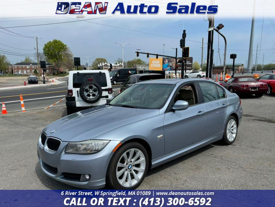 Used BMW 3 Series 4dr Sdn 328i xDrive AWD SULEV South Africa 2011 | Dean Auto Sales. W Springfield, Massachusetts