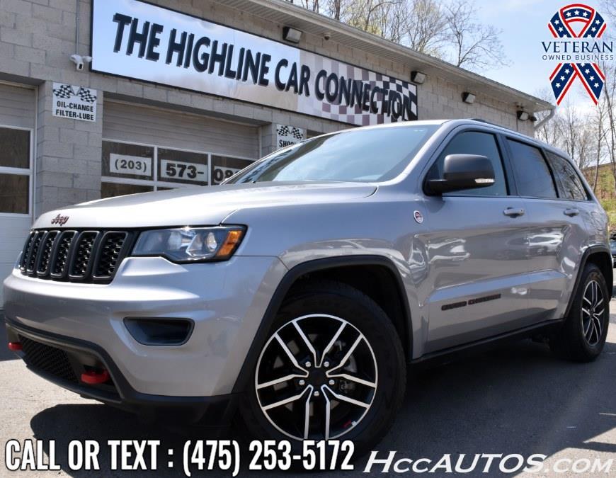 Used 2020 Jeep Grand Cherokee in Waterbury, Connecticut | Highline Car Connection. Waterbury, Connecticut