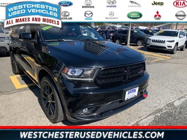 Used Dodge Durango GT AWD 2018   Apex Westchester Used Vehicles. White Plains, New York