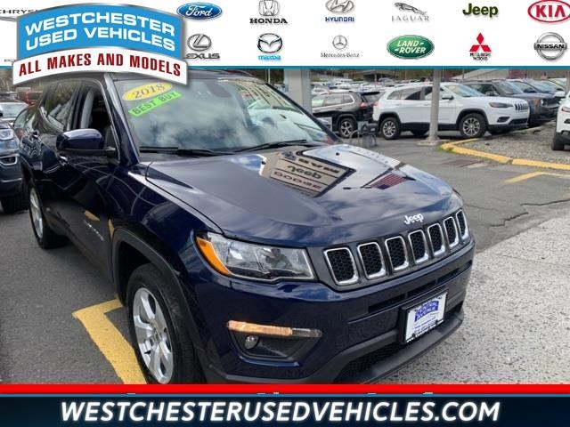 Used Jeep Compass Latitude 4x4 2018 | Apex Westchester Used Vehicles. White Plains, New York