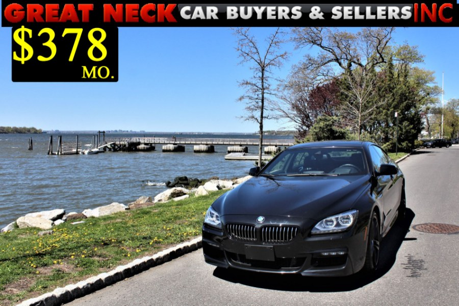 Used BMW 6 Series 4dr Sdn 640i xDrive AWD Gran Coupe 2015