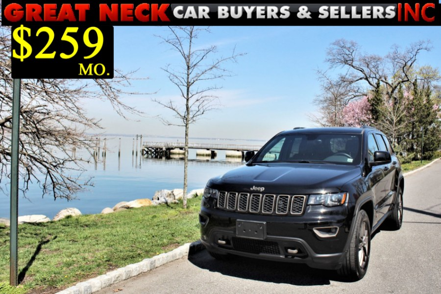 Used 2017 Jeep Grand Cherokee in Great Neck, New York