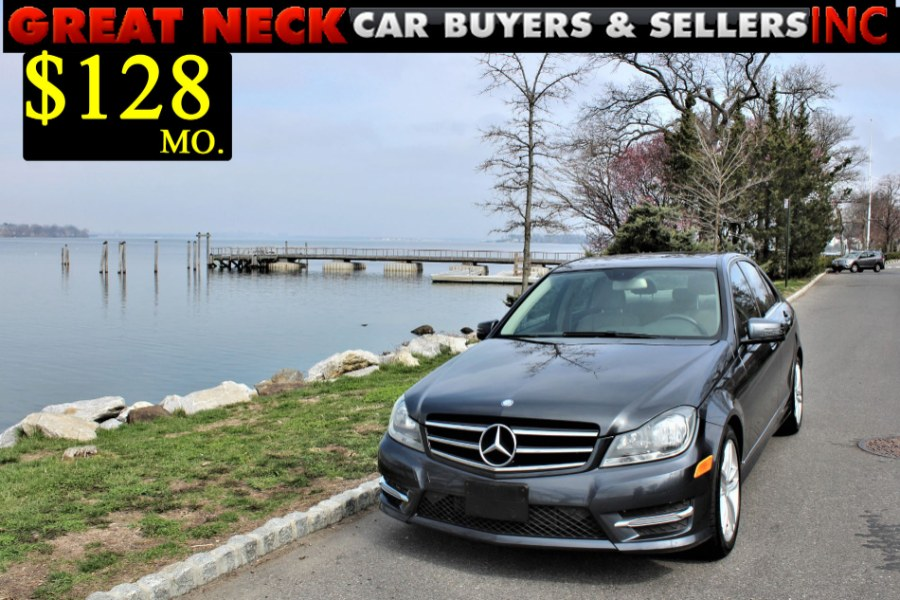 Used Mercedes-Benz C-Class 4dr Sdn C300 Sport 4MATIC 2014