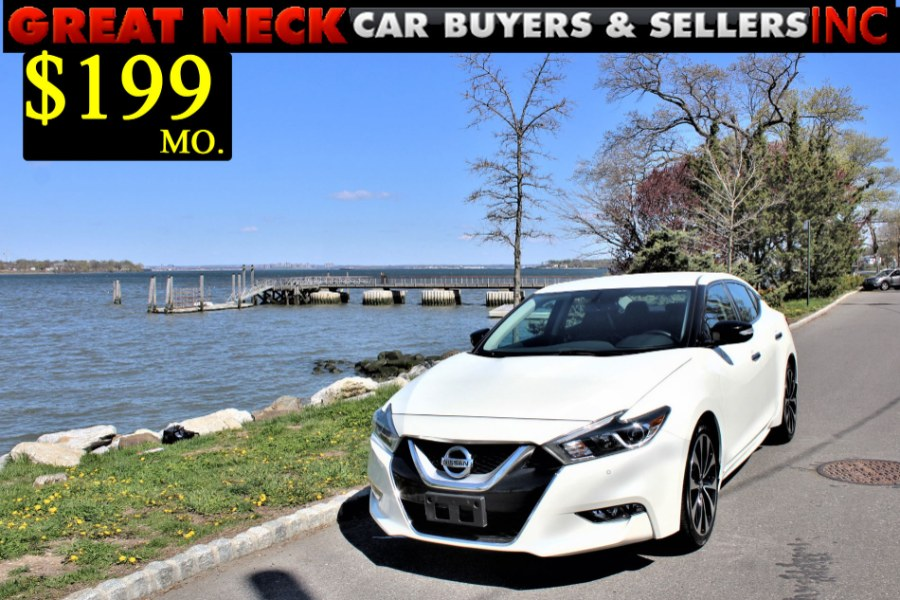 Used 2017 Nissan Maxima in Great Neck, New York