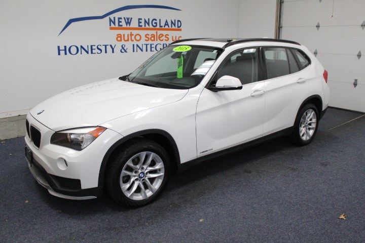 Used 2015 BMW X1 in Plainville, Connecticut | New England Auto Sales LLC. Plainville, Connecticut