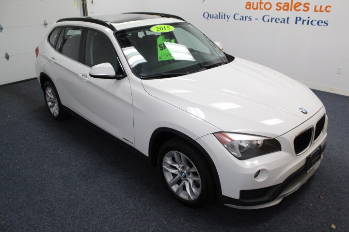 Used BMW X1 AWD 4dr xDrive28i 2015 | New England Auto Sales LLC. Plainville, Connecticut