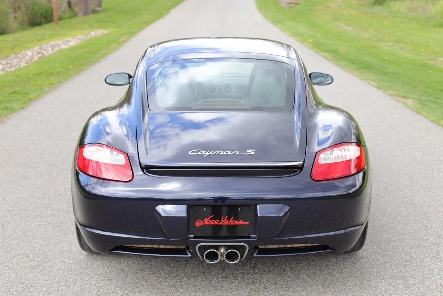 Used Porsche Cayman 2dr Cpe S 2006 | Meccanic Shop North Inc. North Salem, New York