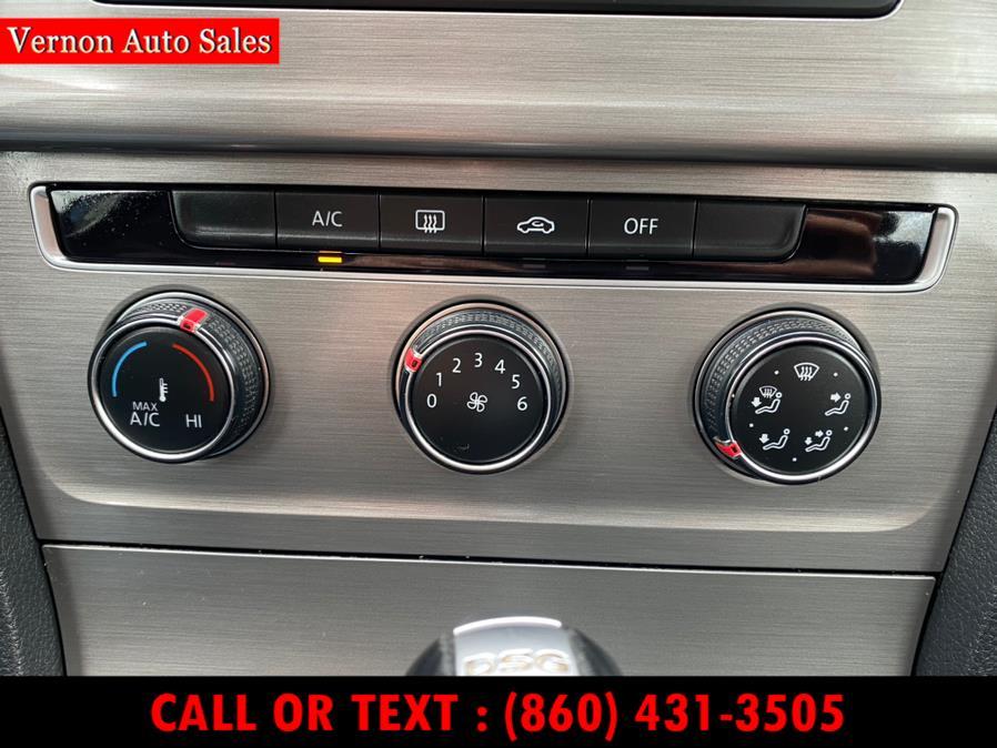Used Volkswagen Golf SportWagen 4dr DSG TDI S 2015 | Vernon Auto Sale & Service. Manchester, Connecticut