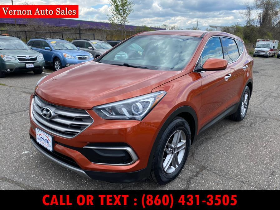 Used 2017 Hyundai Santa Fe Sport in Manchester, Connecticut | Vernon Auto Sale & Service. Manchester, Connecticut