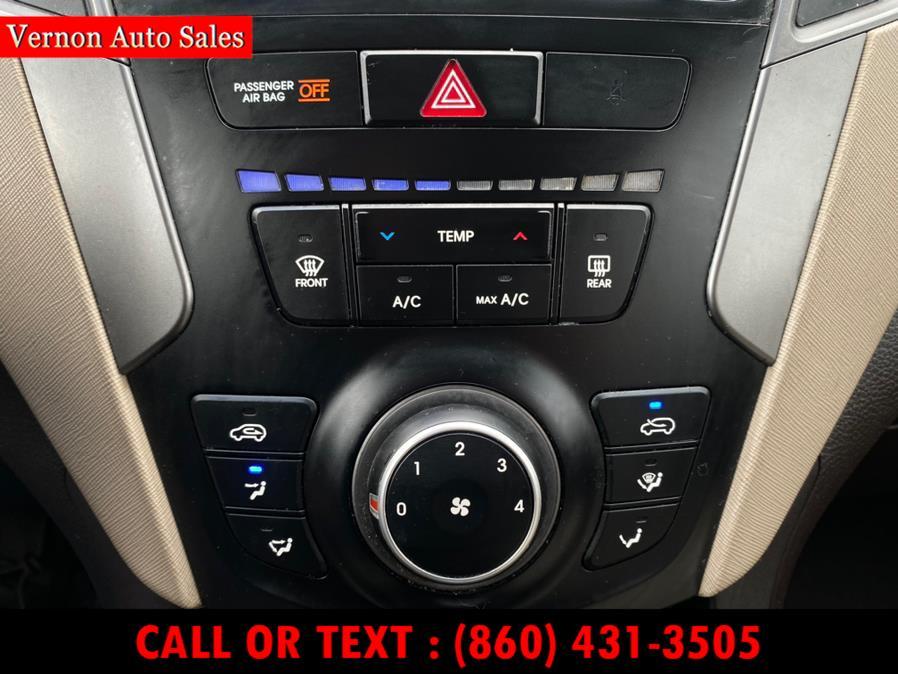 Used Hyundai Santa Fe Sport 2.4L Automatic AWD 2017 | Vernon Auto Sale & Service. Manchester, Connecticut