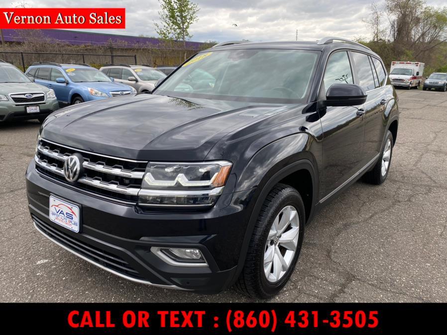 Used 2018 Volkswagen Atlas in Manchester, Connecticut | Vernon Auto Sale & Service. Manchester, Connecticut