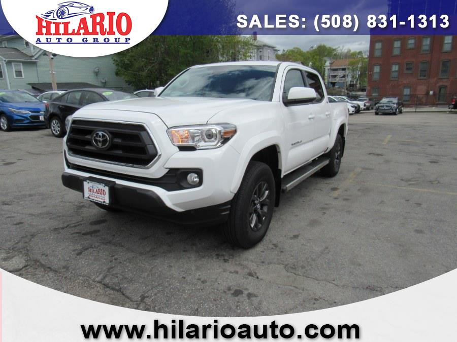 Used 2021 Toyota Tacoma 4WD in Worcester, Massachusetts | Hilario's Auto Sales Inc.. Worcester, Massachusetts