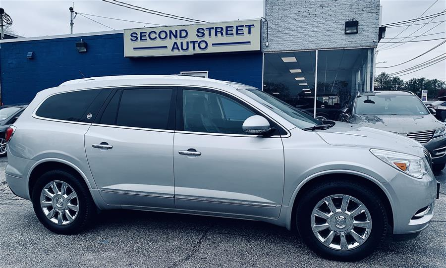 Used Buick Enclave LEATHER 2014 | Second Street Auto Sales Inc. Manchester, New Hampshire