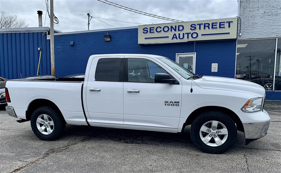 Used Ram 1500 SLT 2016 | Second Street Auto Sales Inc. Manchester, New Hampshire