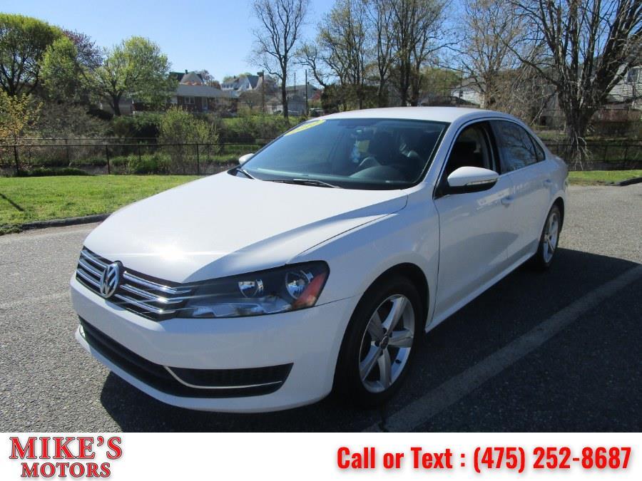 Used 2012 Volkswagen Passat in Stratford, Connecticut | Mike's Motors LLC. Stratford, Connecticut