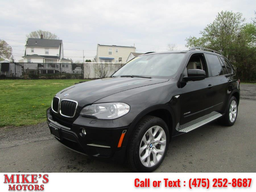 Used 2012 BMW X5 in Stratford, Connecticut   Mike's Motors LLC. Stratford, Connecticut