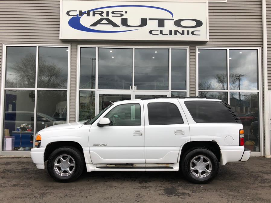 Used GMC Yukon Denali 4dr AWD 2005   Chris's Auto Clinic. Plainville, Connecticut