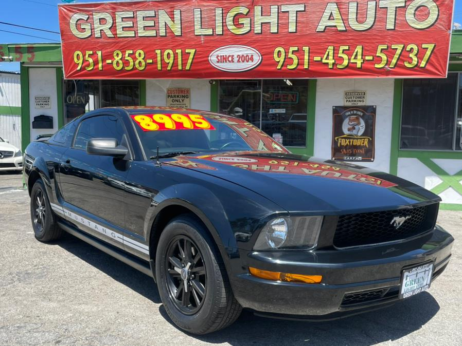 Used 2005 Ford Mustang in Corona, California | Green Light Auto. Corona, California