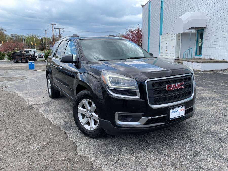 Used GMC Acadia AWD 4dr SLE w/SLE-2 2016 | Dealertown Auto Wholesalers. Milford, Connecticut