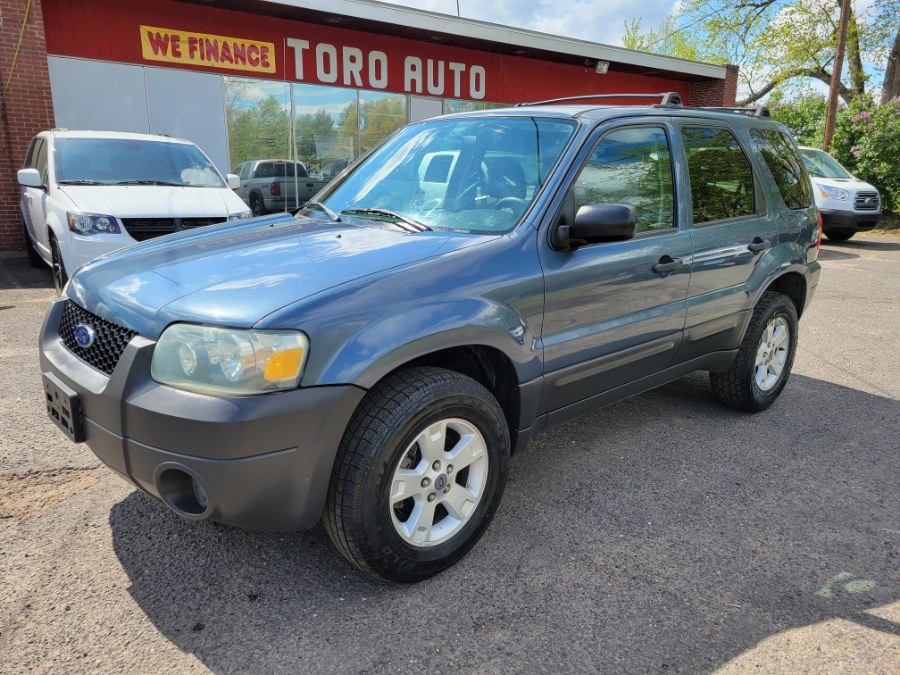 Used Ford Escape XLT 4WD 3.0 V6 2005 | Toro Auto. East Windsor, Connecticut