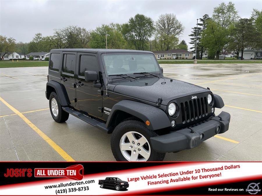 Used Jeep Wrangler Unlimited 4WD 4dr Sport 2014 | Josh's All Under Ten LLC. Elida, Ohio