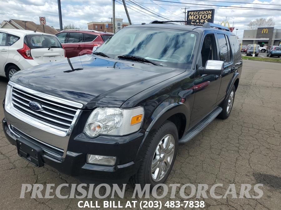 Used Ford Explorer 4WD 4dr Limited 2010 | Precision Motor Cars LLC. Branford, Connecticut