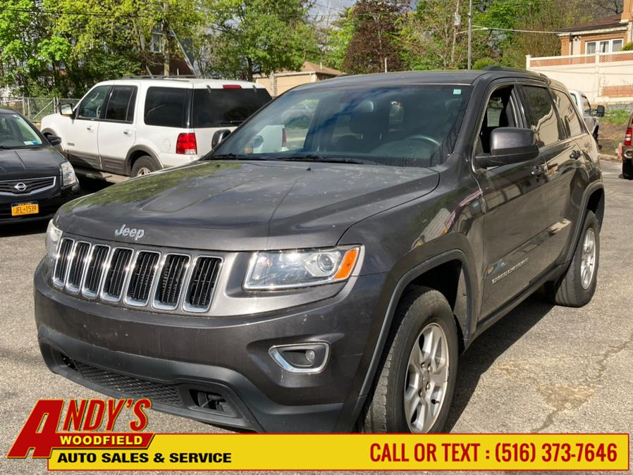 Used Jeep Grand Cherokee 4WD 4dr Laredo 2014 | Andy's Woodfield. West Hempstead, New York