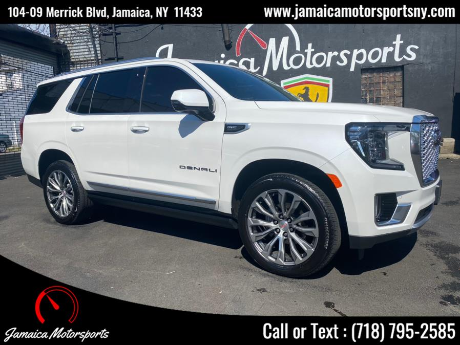 Used 2021 GMC Yukon in Jamaica, New York | Jamaica Motor Sports . Jamaica, New York
