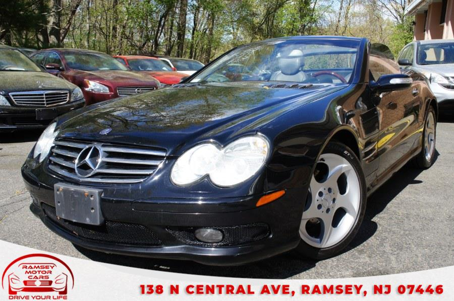 Used 2005 Mercedes-Benz SL-Class in Ramsey, New Jersey | Ramsey Motor Cars Inc. Ramsey, New Jersey