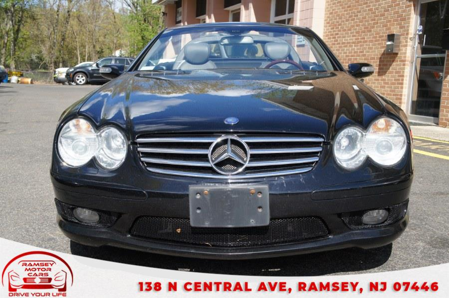 Used Mercedes-Benz SL-Class 2dr Roadster 5.0L 2005 | Ramsey Motor Cars Inc. Ramsey, New Jersey