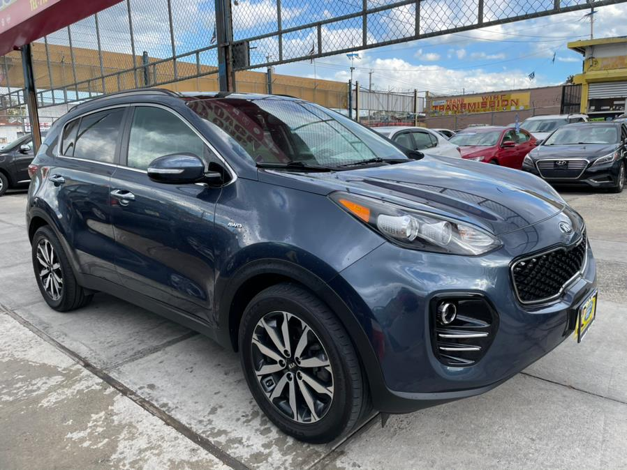 2018 Kia Sportage EX AWD Premium, available for sale in Brooklyn, NY
