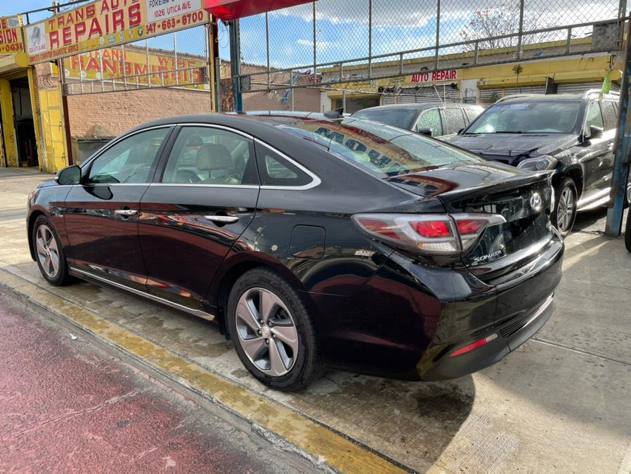 2016 Hyundai Sonata Hybrid 4dr Sdn Limited w/ Ultimate Package, available for sale in Brooklyn, NY