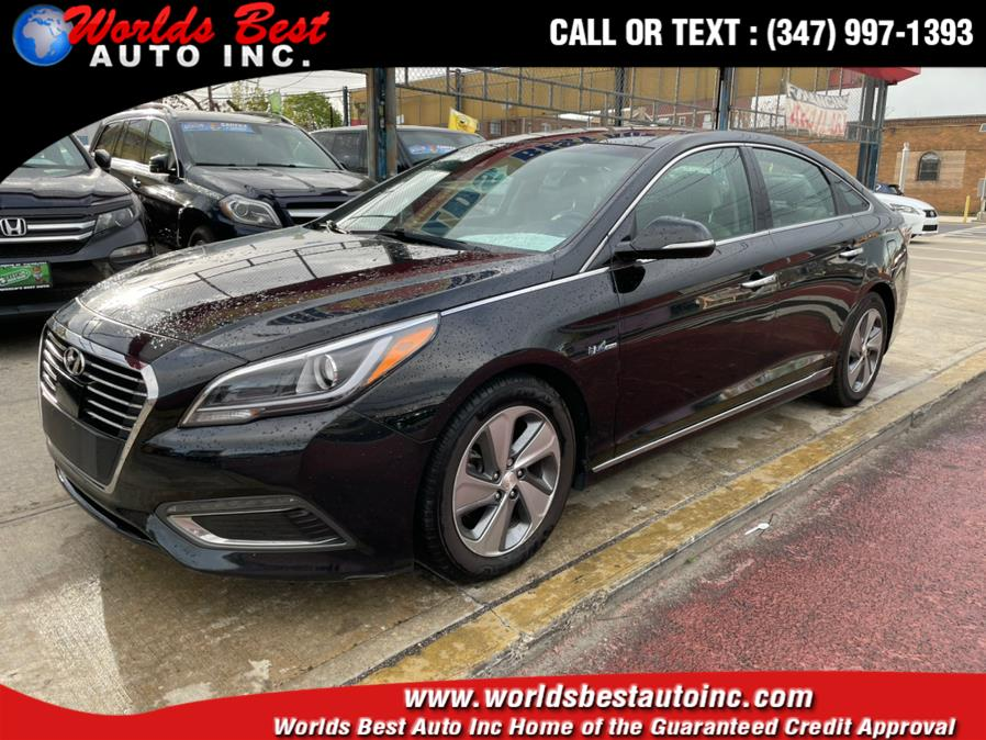 Used Hyundai Sonata Hybrid 4dr Sdn Limited w/ Ultimate Package 2016
