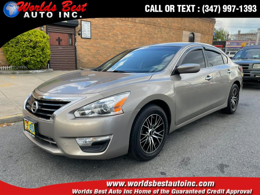Used Nissan Altima 4dr Sdn I4 2.5 S 2014