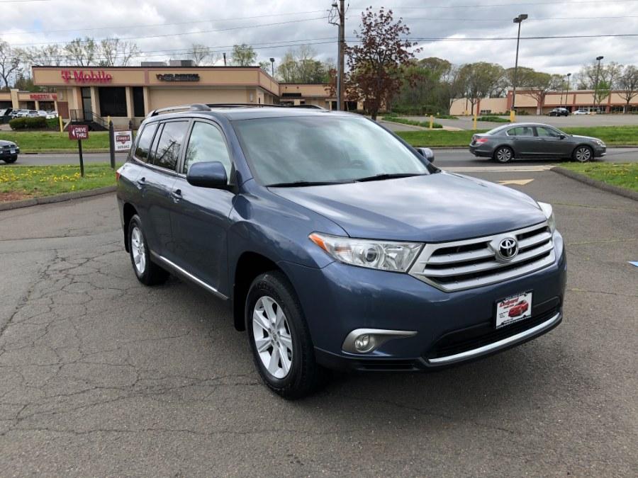 Used 2012 Toyota Highlander in Hartford , Connecticut | Ledyard Auto Sale LLC. Hartford , Connecticut