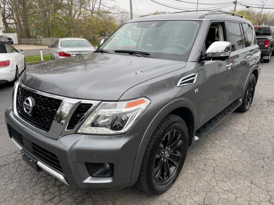 Used 2018 Nissan Armada in Islip, New York | Mint Auto Sales. Islip, New York