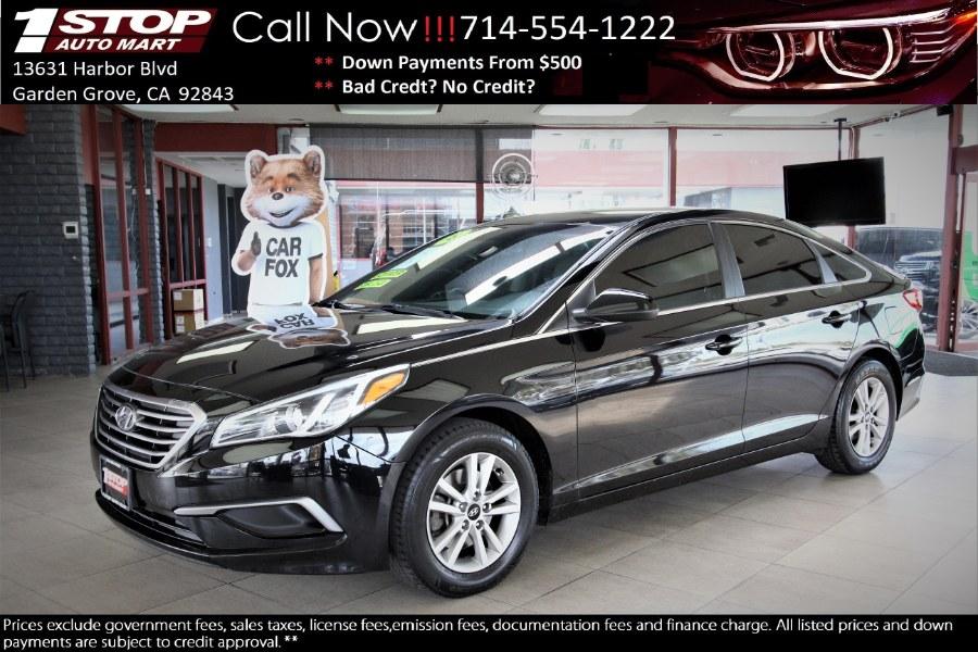 Used 2016 Hyundai Sonata in Garden Grove, California | 1 Stop Auto Mart Inc.. Garden Grove, California