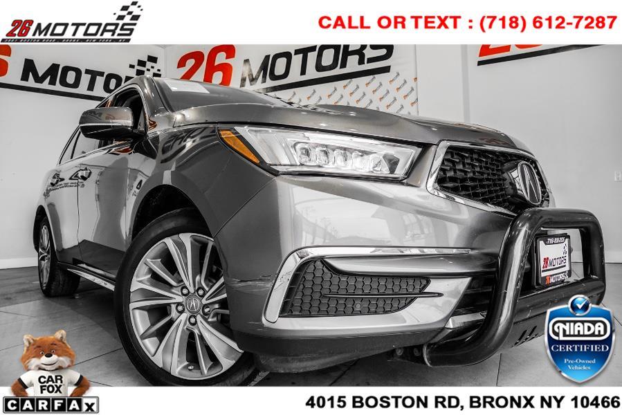 Used 2018 Acura MDX in Woodside, New York | 52Motors Corp. Woodside, New York