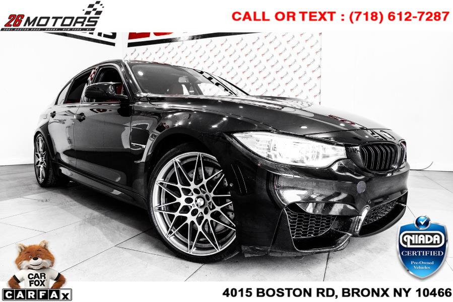 Used 2017 BMW M3 in Woodside, New York | 52Motors Corp. Woodside, New York