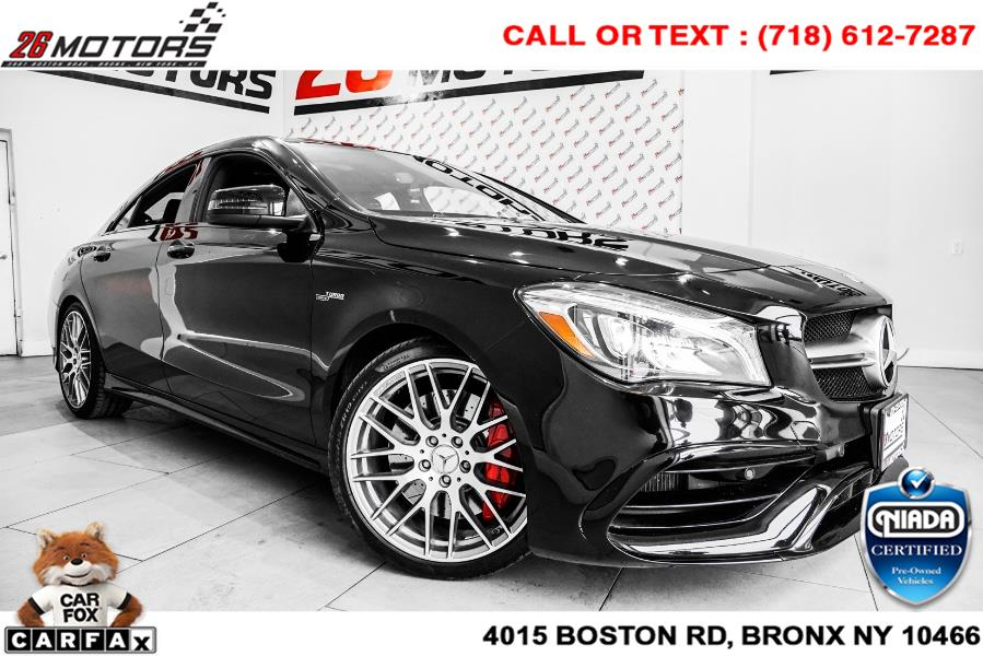 Used 2018 Mercedes-Benz CLA in Woodside, New York | 52Motors Corp. Woodside, New York