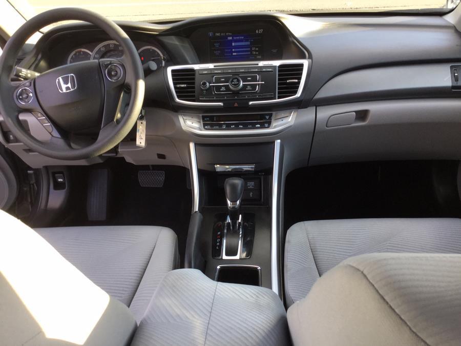 Used Honda Accord Sedan 4dr I4 CVT LX 2014 | L&S Automotive LLC. Plantsville, Connecticut