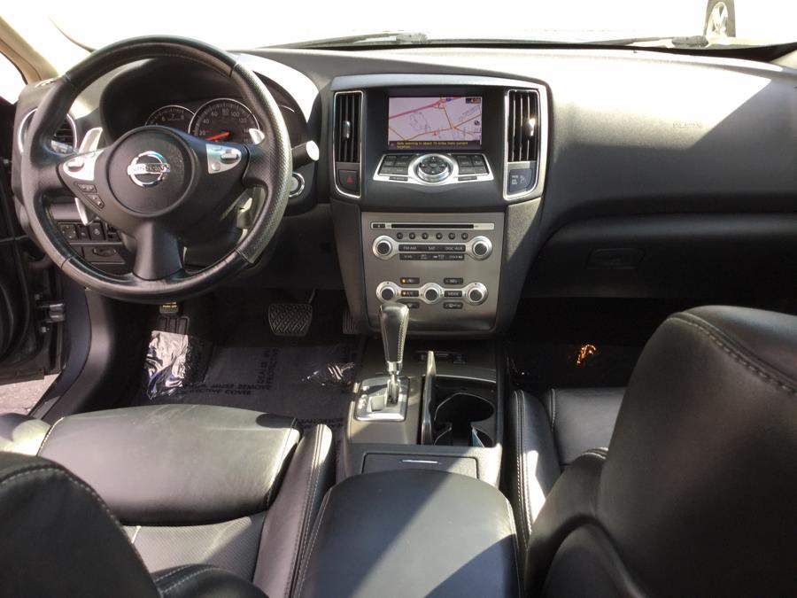 Used Nissan Maxima 4dr Sdn 3.5 SV 2013 | L&S Automotive LLC. Plantsville, Connecticut