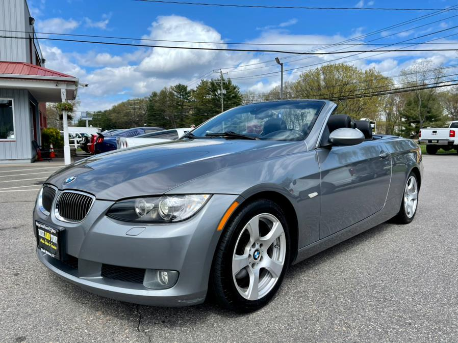 Used BMW 3 Series 2dr Conv 328i SULEV 2007   Mike And Tony Auto Sales, Inc. South Windsor, Connecticut