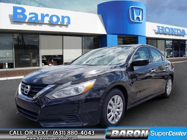 Used 2016 Nissan Altima in Patchogue, New York | Baron Supercenter. Patchogue, New York