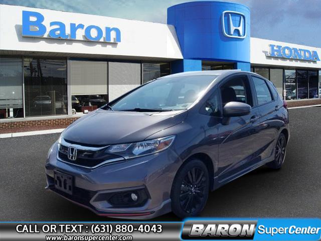 Used 2018 Honda Fit in Patchogue, New York | Baron Supercenter. Patchogue, New York