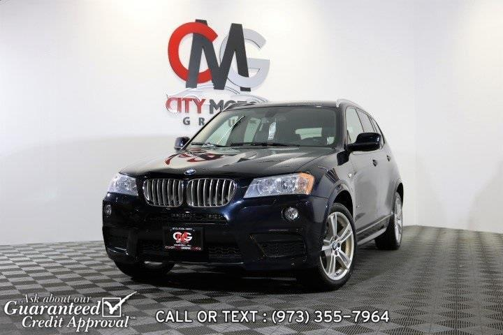Used 2014 BMW X3 in Haskell, New Jersey | City Motor Group Inc.. Haskell, New Jersey